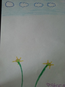 Star gave us not 1, but 2 dandelions.